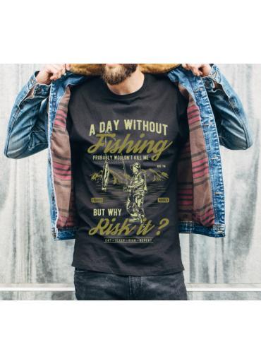 Мъжка тениска Модел 62EM