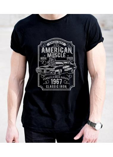 Мъжка тениска Модел 64EM