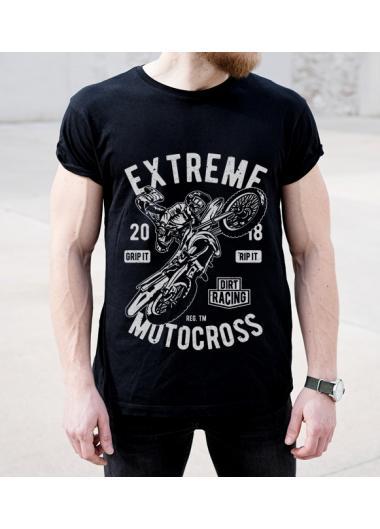 Мъжка тениска Модел 74EM