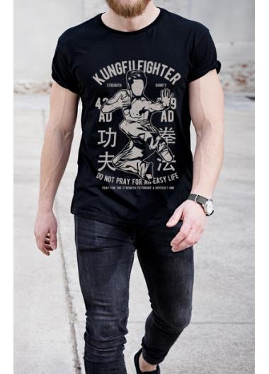 Мъжка тениска Модел 75EM