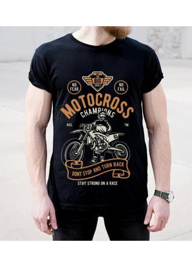 Мъжка тениска Модел 80EM