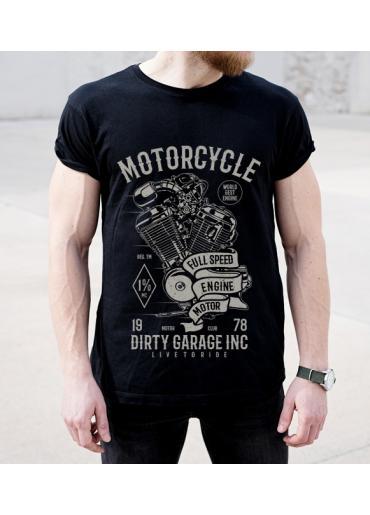 Мъжка тениска Модел 82EM