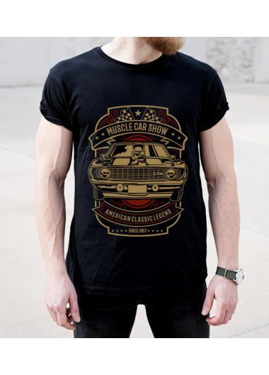 Мъжка тениска Модел 84EM