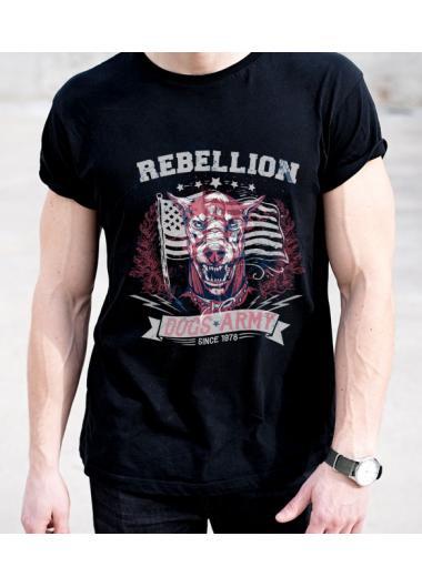 Мъжка тениска Модел 88EM