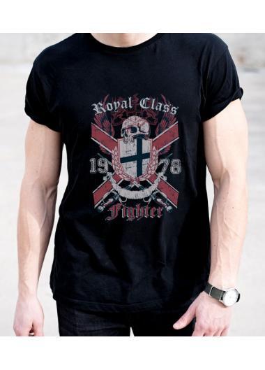Мъжка тениска Модел 91EM