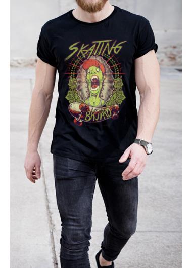 Мъжка тениска Модел 94EM