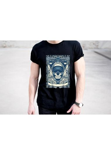Мъжка тениска Модел 98EM
