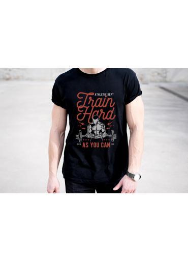 Мъжка тениска Модел 100EM