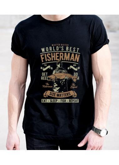 Мъжка тениска Модел 107EM