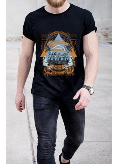 Мъжка тениска Модел 114EM