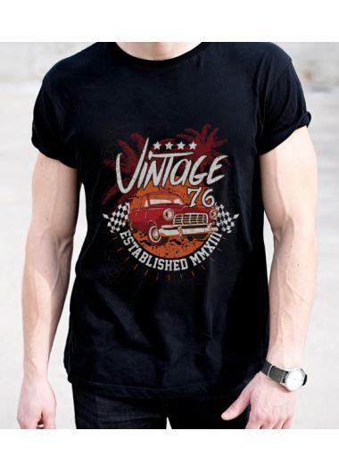 Мъжка тениска Модел 117EM