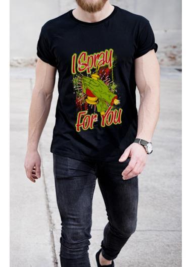 Мъжка тениска Модел 140EM