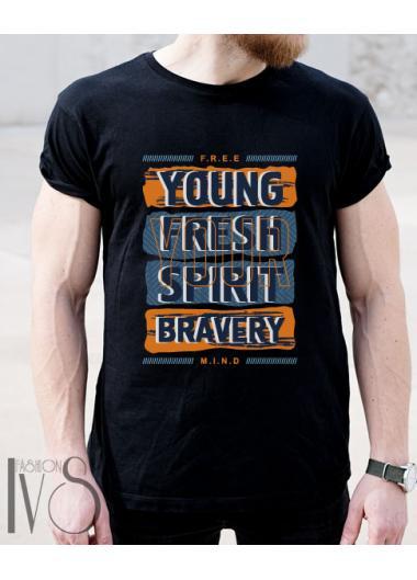 Мъжка тениска Модел 101EM