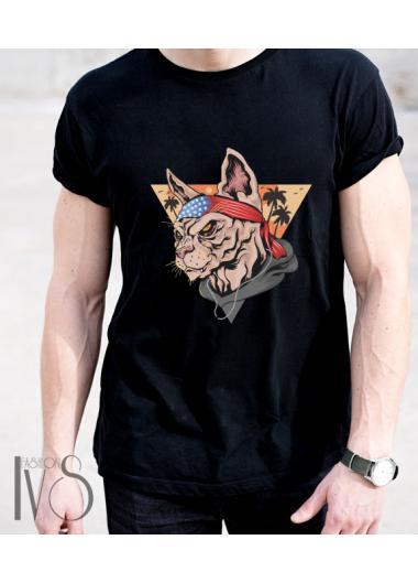 Мъжка тениска Модел 103EM