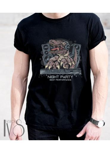 Мъжка тениска Модел 111EM