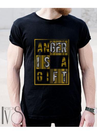 Мъжка тениска Модел 112EM