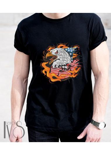 Мъжка тениска Модел 120EM