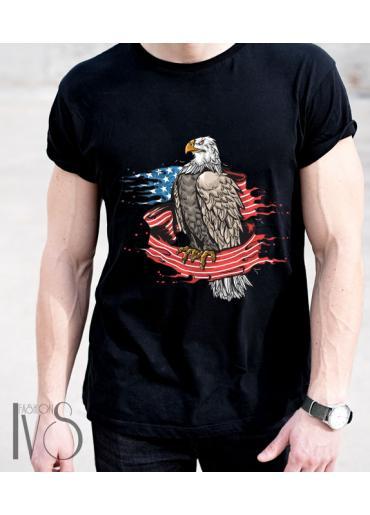 Мъжка тениска Модел 122EM