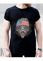 Мъжка тениска Модел 127EM
