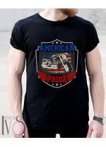Мъжка тениска Модел 132EM