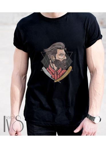 Мъжка тениска Модел 135EM