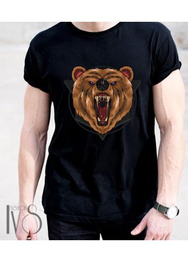 Мъжка тениска Модел 145EM
