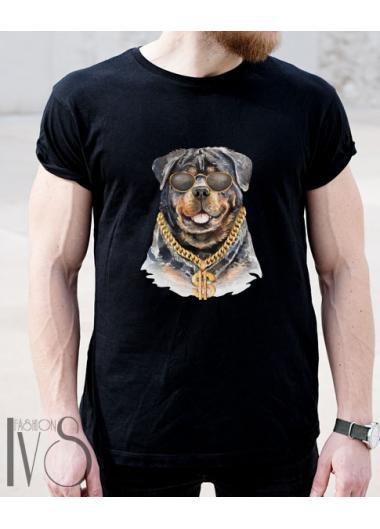Мъжка тениска Модел 152EM
