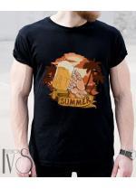 Мъжка тениска Модел 163EM