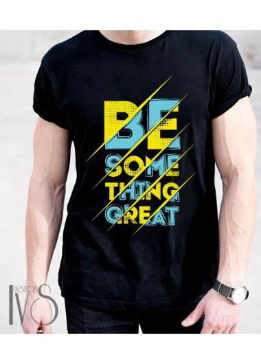 Мъжка тениска Модел 166EM