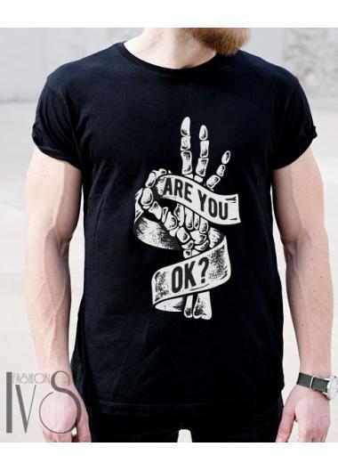 Мъжка тениска Модел 170EM