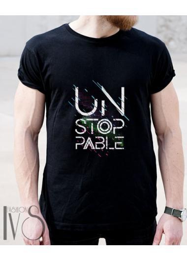 Мъжка тениска Модел 172EM