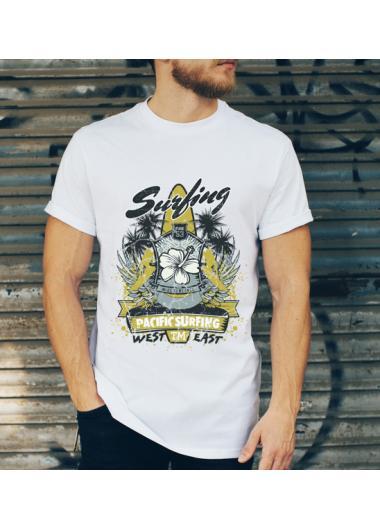 Мъжка тениска Мъжка тениска Модел 100T
