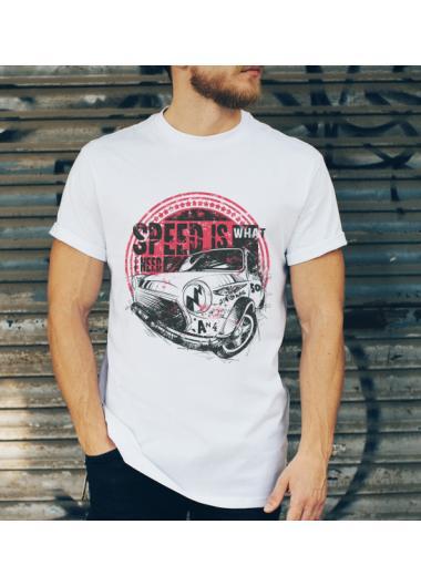 Мъжка тениска Мъжка тениска Модел 105T