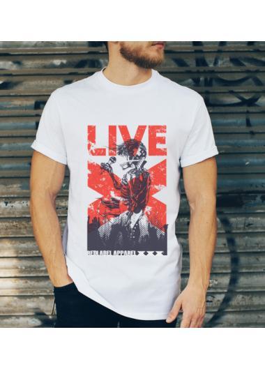 Мъжка тениска Мъжка тениска Модел 106T