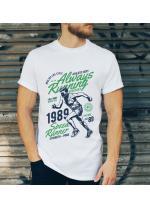 Мъжка тениска Мъжка тениска Модел 107T