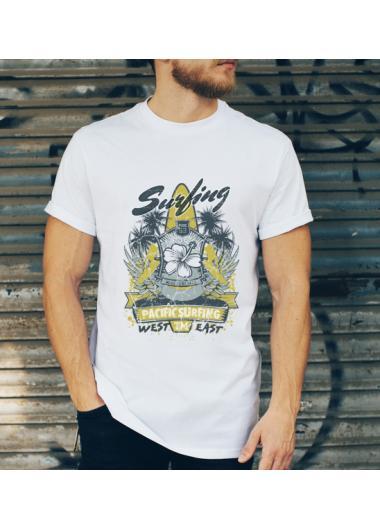 Мъжка тениска Модел 122T