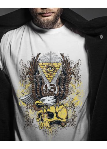 Мъжка тениска Модел 127T
