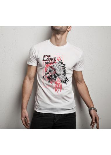 Мъжка тениска Модел 137T