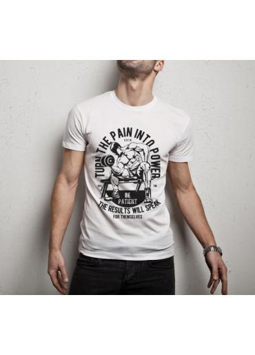 Мъжка тениска Модел 141T