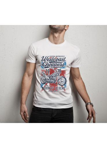 Мъжка тениска Модел 144T