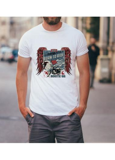 Мъжка тениска Модел 159T
