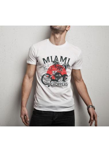 Мъжка тениска Модел 161T