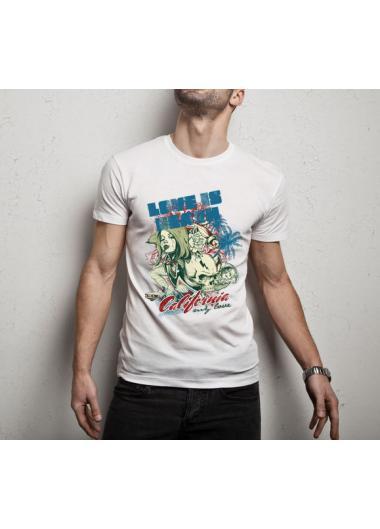 Мъжка тениска Модел 162T