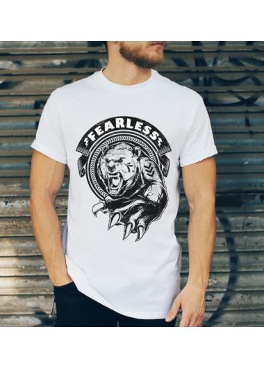 Мъжка тениска Модел 168T