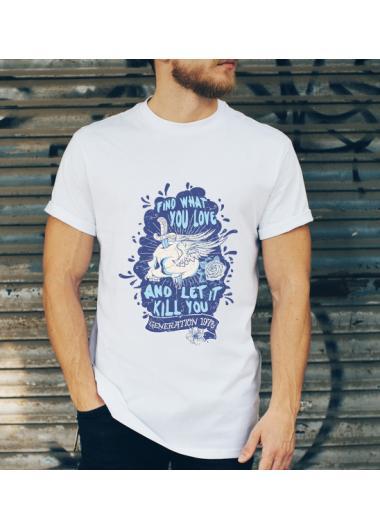 Мъжка тениска Модел 187T