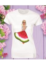 Дамска тениска Модел 756 Summer