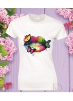 Дамска тениска Модел 772 Summer