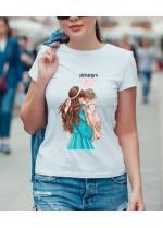 Дамска тениска  Модел 804