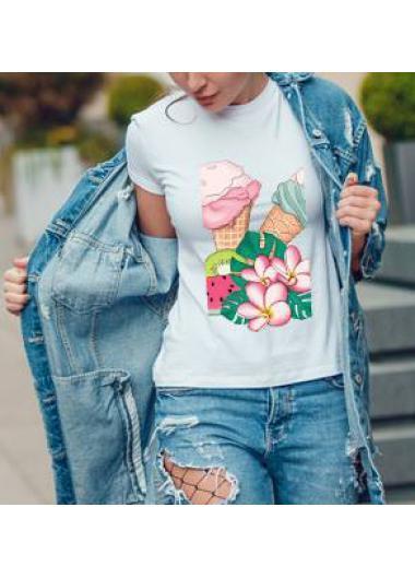 Дамска тениска  Модел 809