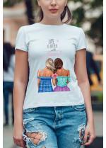 Дамска тениска Модел 813